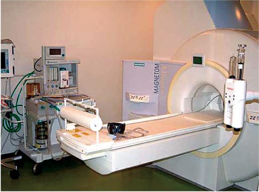 fMRI 装置